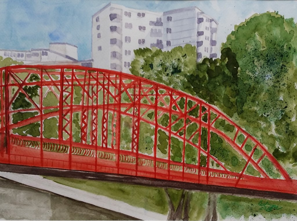 Tegel Sechserbrücke