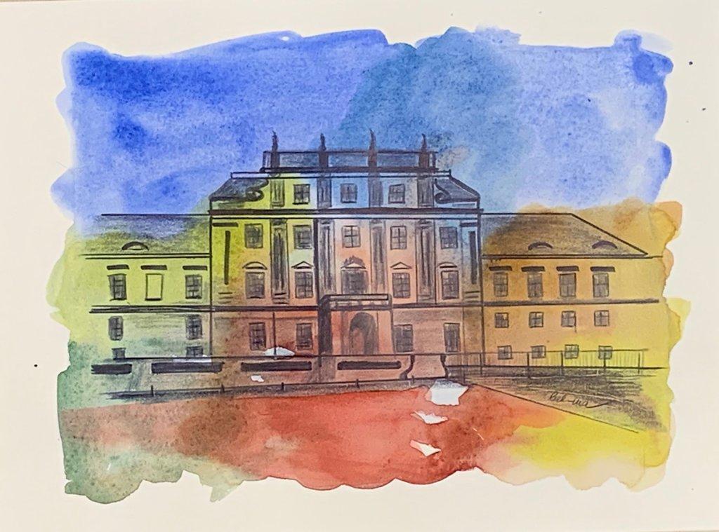 Schloss Oraninburg